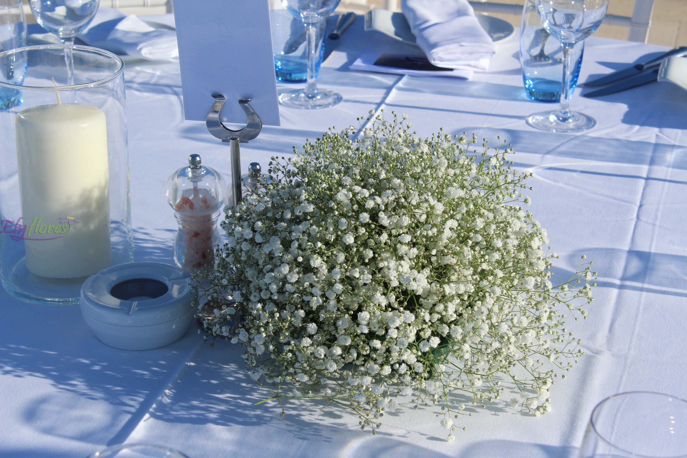 Algarve Wedding Flowers