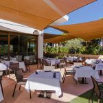Moon restaurant Vila Sol wedding venue