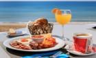 Wedding Breakfast at Vale do Lobo Sandbanks