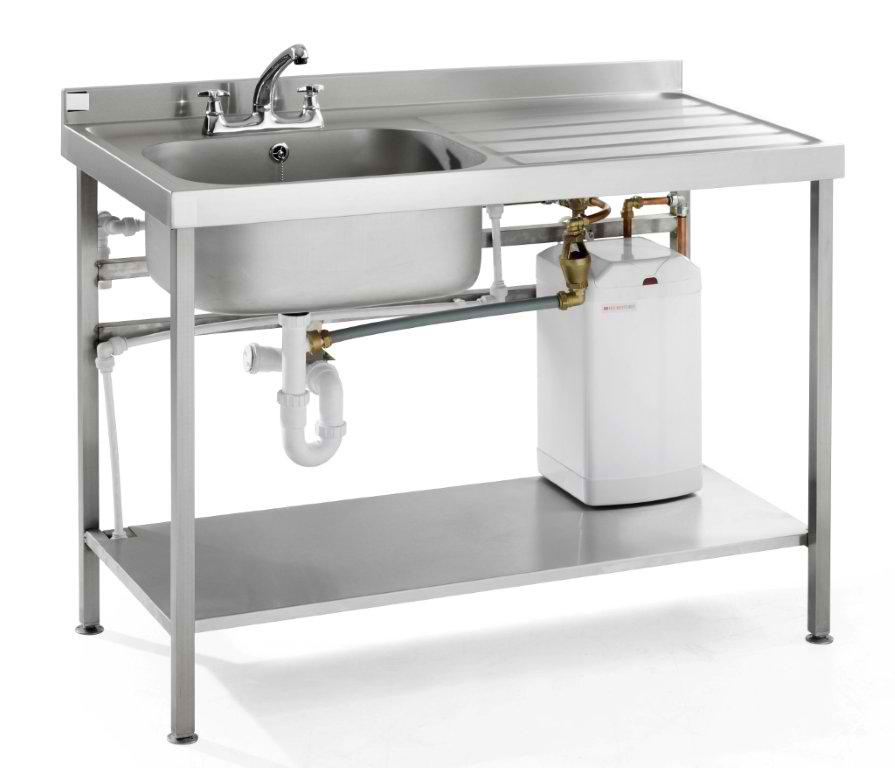 Compact Double Kitchen Sink